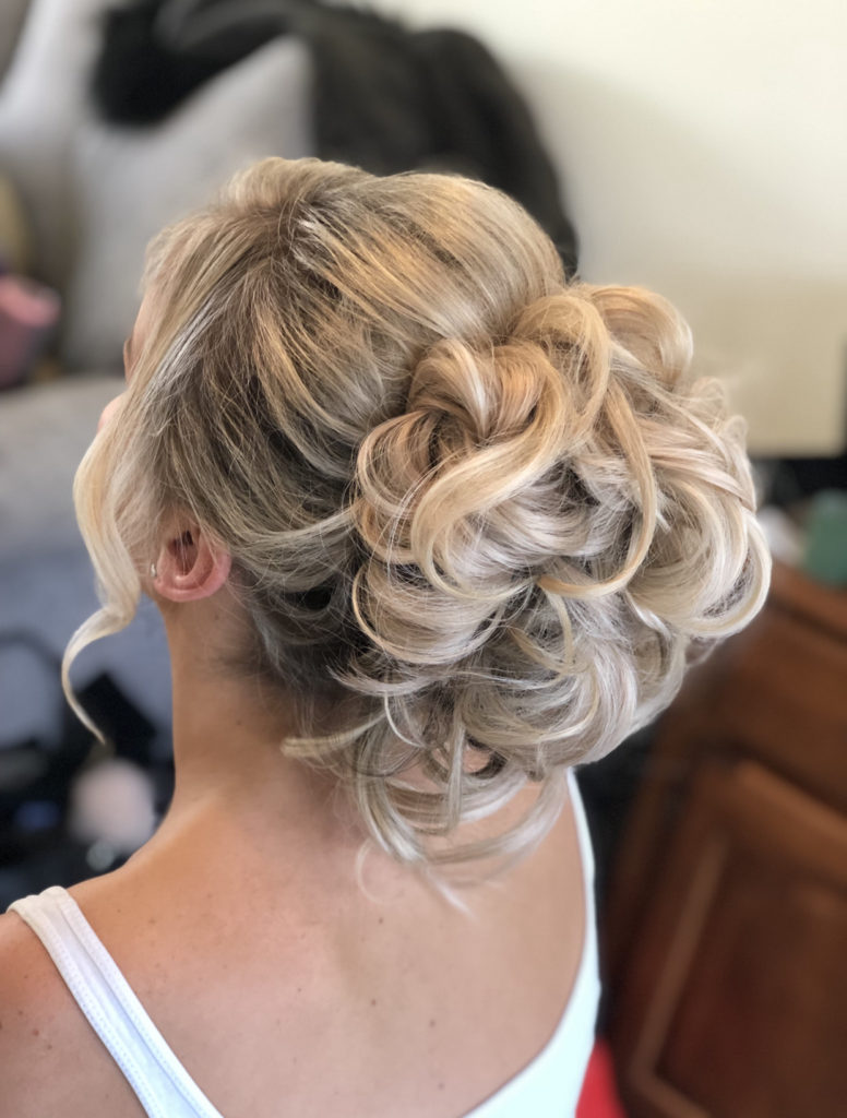 Bridal Hair Surrey by Suzanne