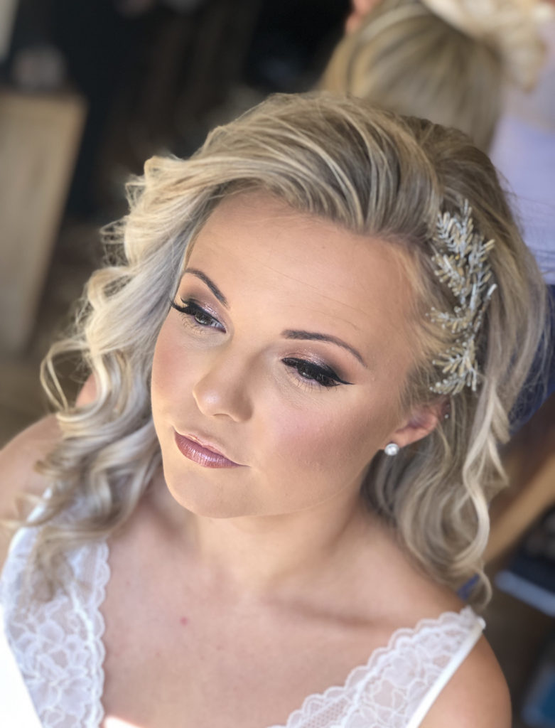 Wedding Makeup Hampshire by Suzanne