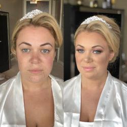 Glam Bridal Makeup
