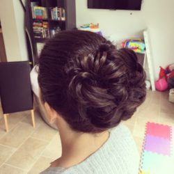 Bridal Hair by Suzanne
