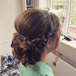 Prom Hair by Suzanne