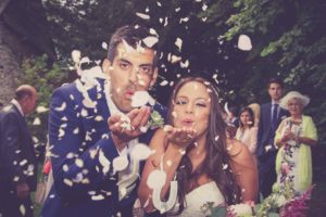 Jamie-Ri's Wedding Makeup