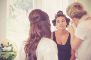 Jamie-Ri's Wedding Makeup