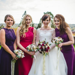 Nichola's Wedding Day Hair & Makeup