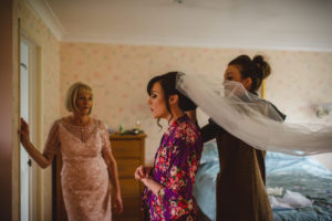 Nichola's Wedding Hair & Makeup