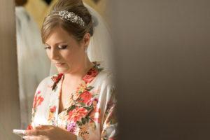 Kirsty's Wedding Makeup