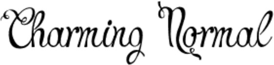 Font - Charming Normal