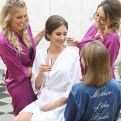 Suzanne Dusek - Luxury Bridal Robes