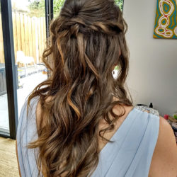 Bridal Hair by Alice