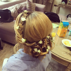 Wedding Hair by Suzanne