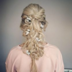 Zoe Hair and Makeup