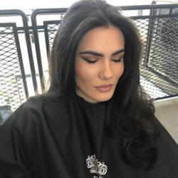 Photo shoot Makeup London